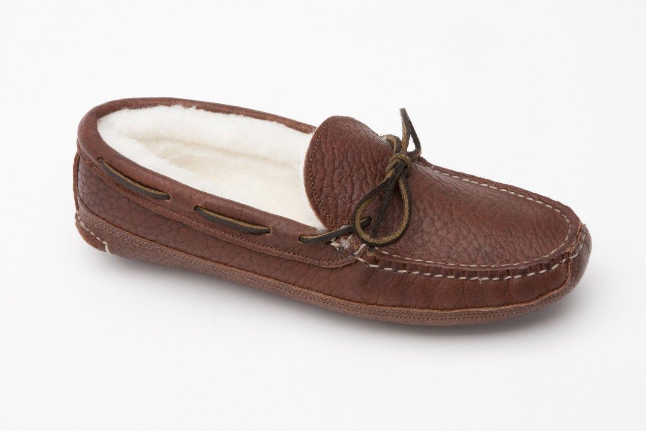 Quoddy handmade moccasins