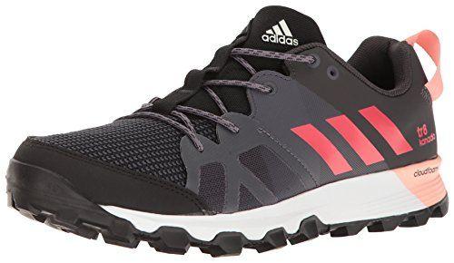 Adidas outdoor donne kanadia 8 tr tracce scarpa da corsa, guarda