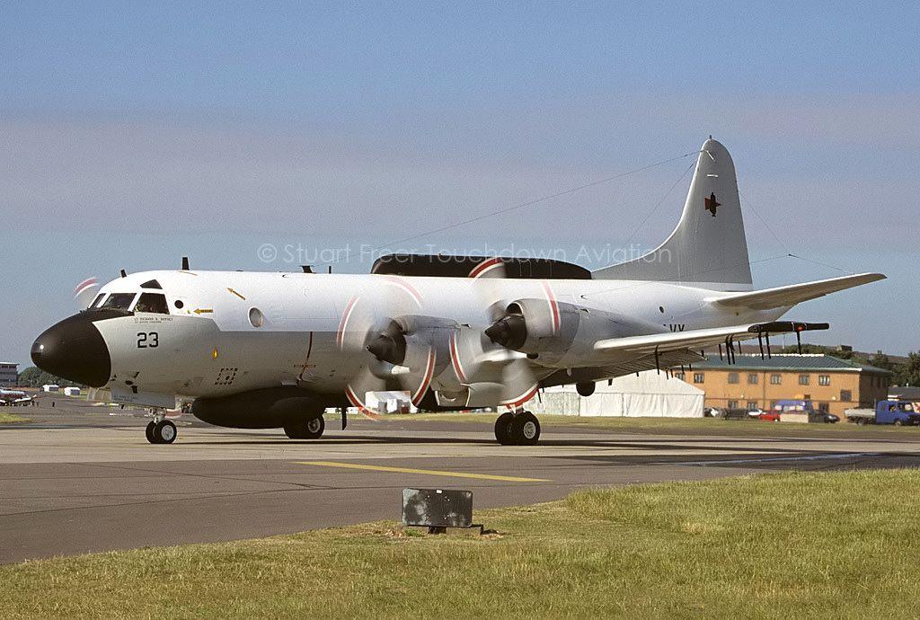 157316/23 EP-3E VQ-2 'Batmen' NAS Rota  | Us navy aircraft