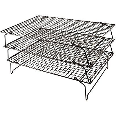 Tala Three Tier Non Stick Cake Cooling Rack Baking Accessories Tala Cooling Racks