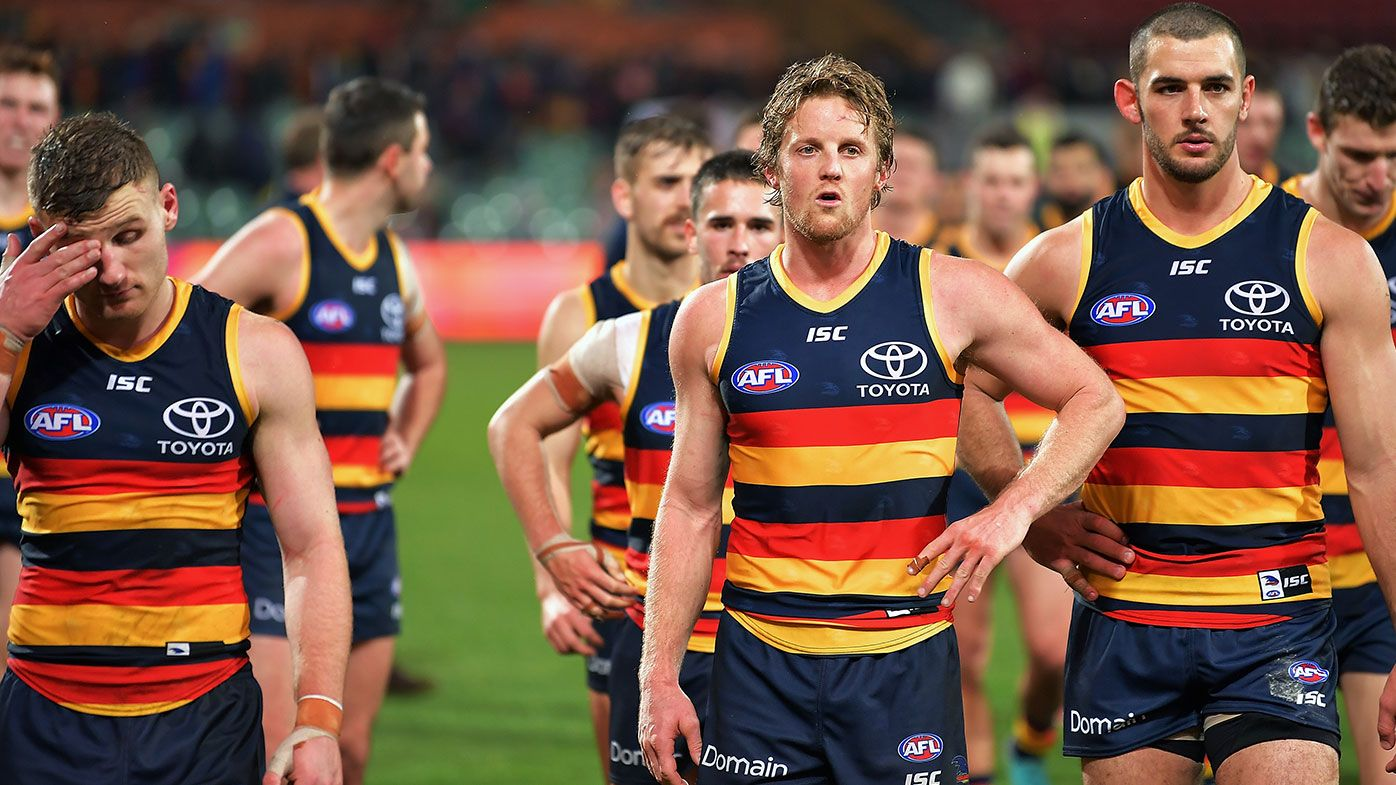 Crows rocked by alleged training breach in 2020 Group of