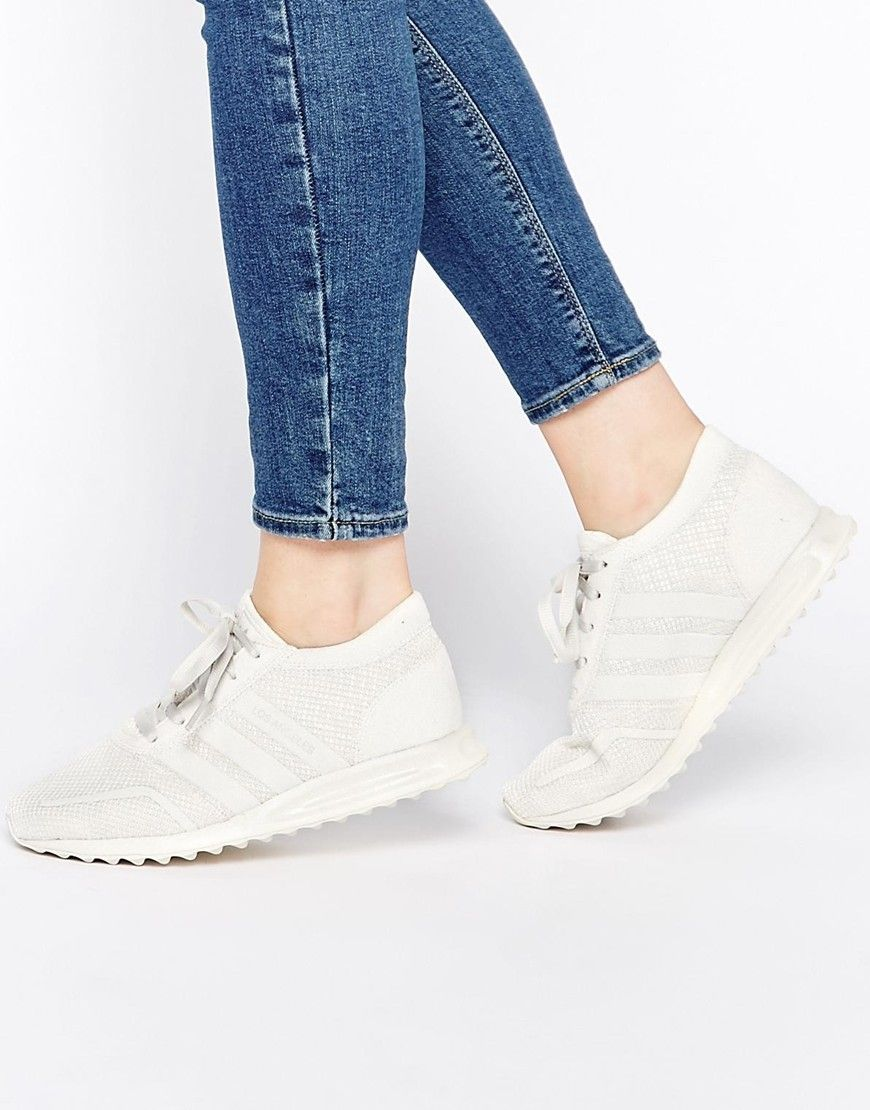 Adidas Los Angeles Trainer White