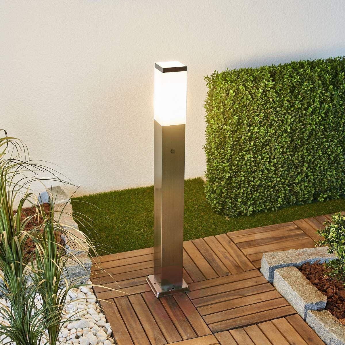 lampa ogrodowa stojąca retro | lampy ogrodowe led solarne