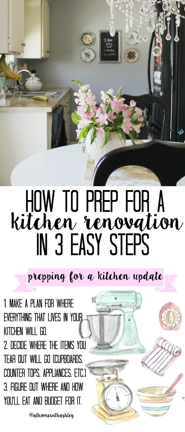 prepping for a kitchen remodel what to do first kitchens and craft