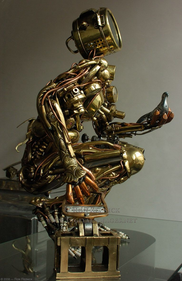 Biomechanical | Steampunk | Steampunk, Futuristic art, Art
