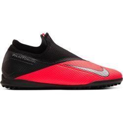 Nike Herren Fussballschuhe Phantom Vision 2 Academy Dynamic Fit Tf, Größe 46 In Laser Crimson/metall - #Academy #Crimsonmetall #Dynamic #Fit #Fußballschuhe #große #Herren #Laser #metall #Nike #Phantom #Vision