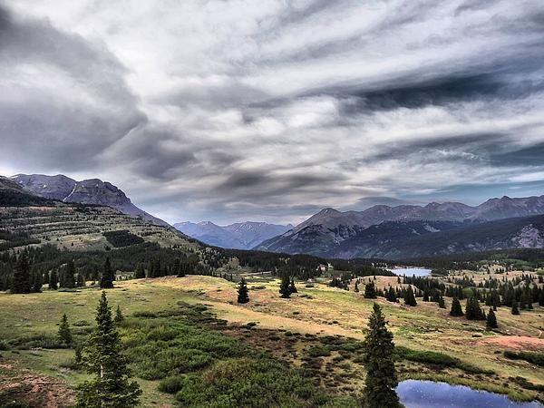 Title:  Life In Colorado   Artist:  Dan Sproul   Medium:  Photograph - Photograph-high Resolution