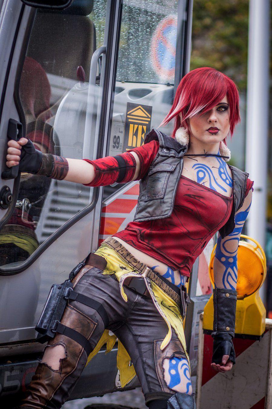 lilith the siren firehawk borderlands cosplay