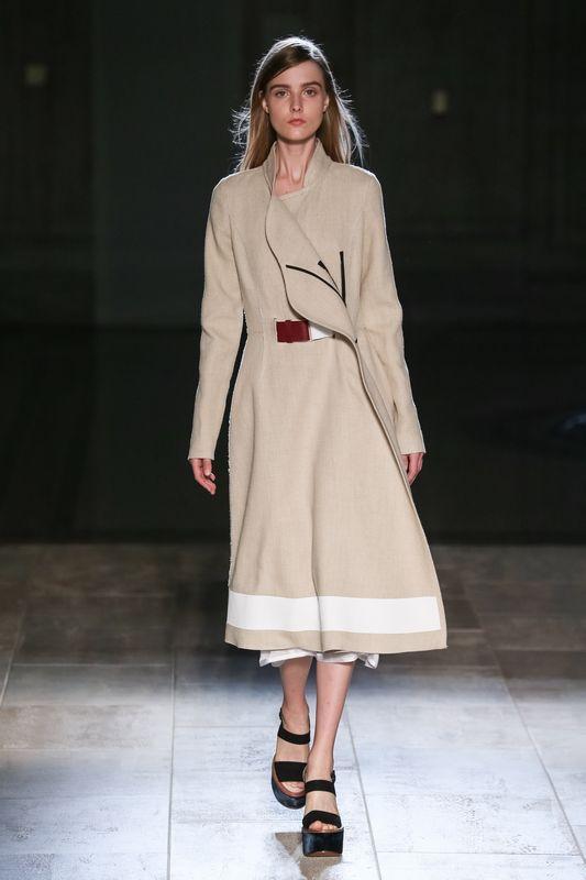 Victoria #Beckham - New York Fashion Week P/V 2015 #NYFW