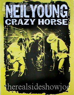 neil young horse
