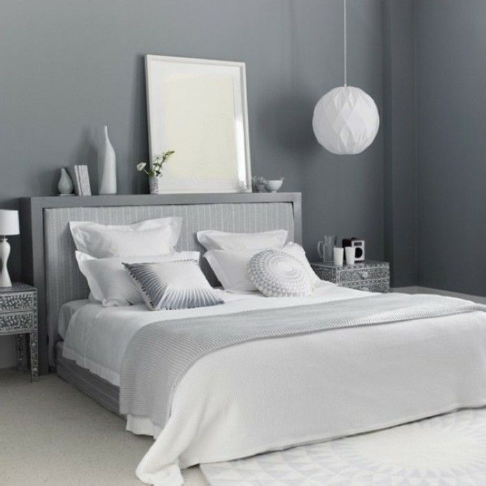 Les meilleures idées pour la couleur chambre à coucher | Couleurs ...