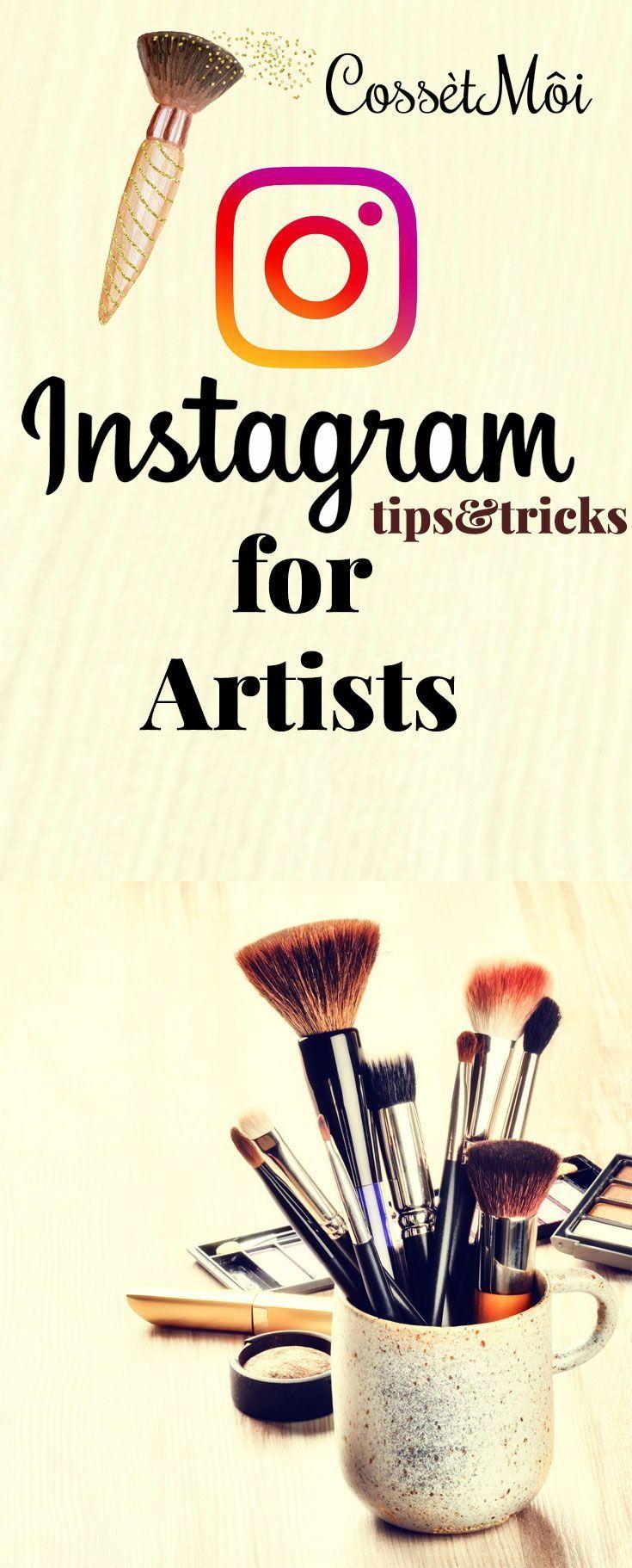 Instagram Tips and Tricks for Makeup Artists Instagram