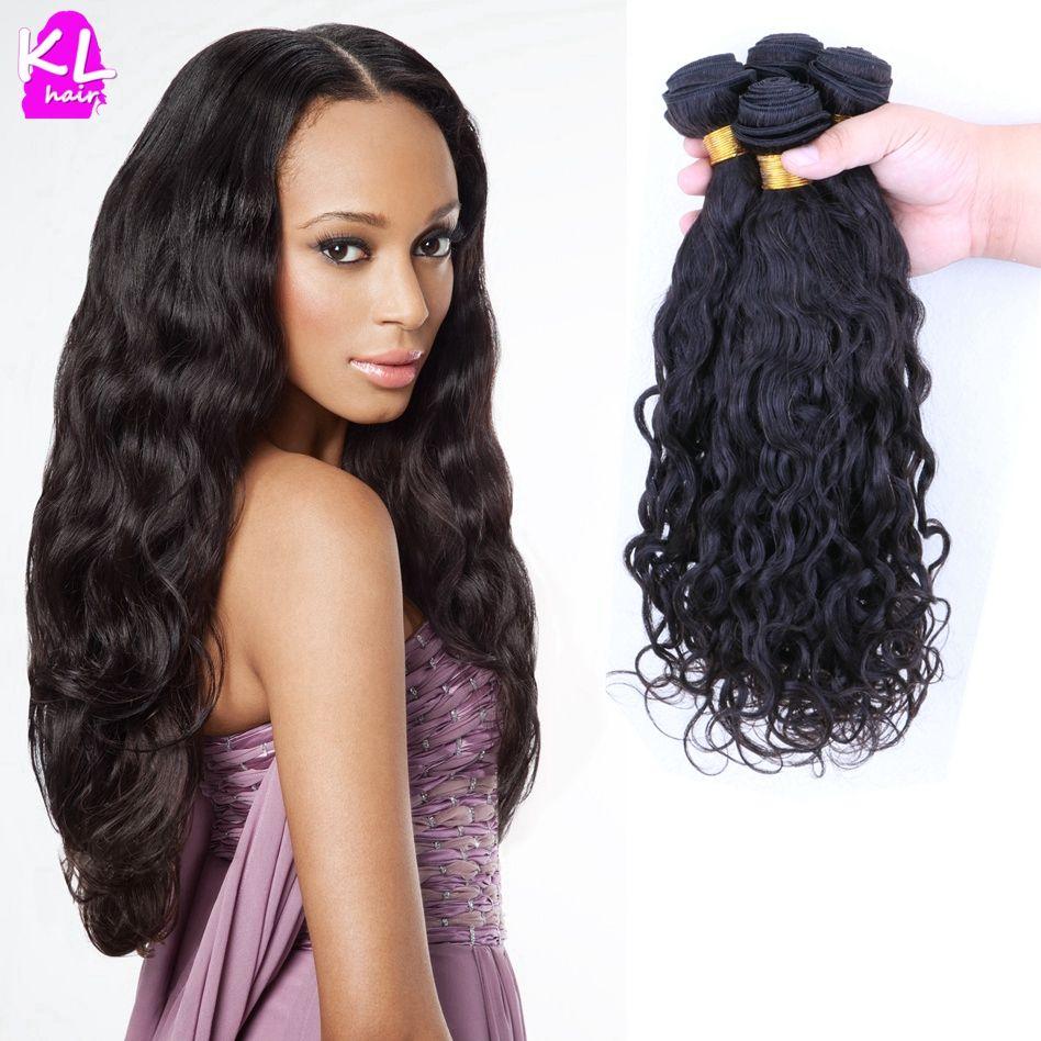 4pcslot Brazilian Virgin Hair Natural Wave Hair Unprocessed Human