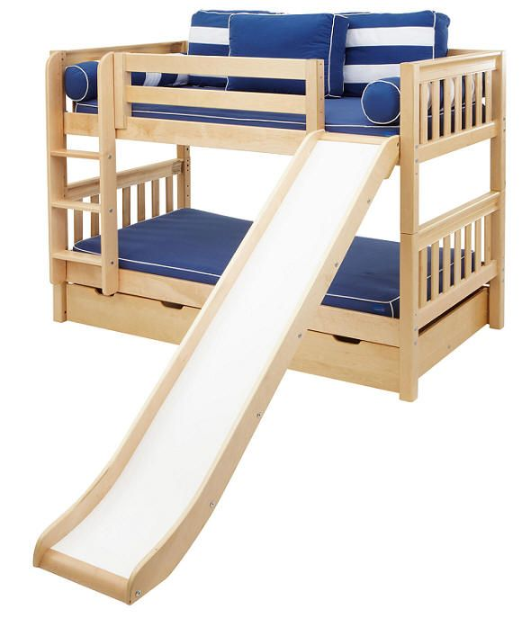 Most Fun Twin Over Twin Bunk Bed Ever Cool Bunk Beds Bunk Bed