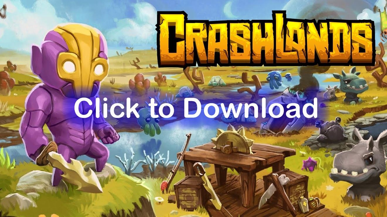 Crashlands Hack Tool cheats and mods download Android iOS | Gaming