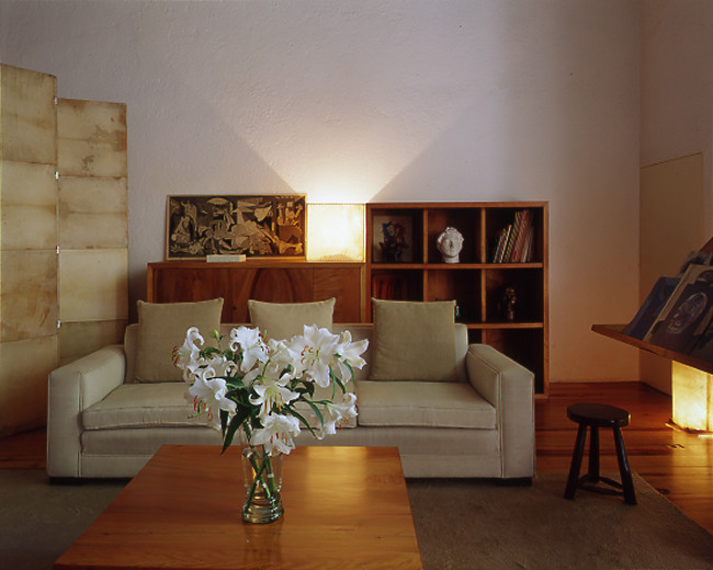Gallery Of Ad Classics Ad Classics Casa Barragan Luis Barragan 9 Salas Living Room Luis Barragan Interior