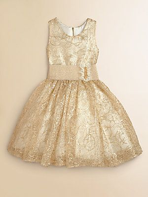 9534fc847 Zoe Girl's Sequin Gown | Dresses for wedding | Girls holiday dresses ...
