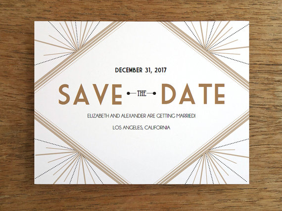 Printable Save the Date Card Save the Date Template by empapers - a2 envelope template