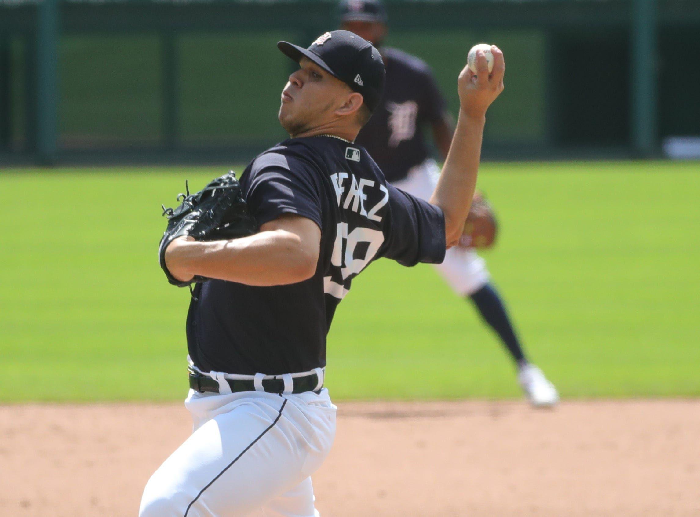 Detroit Tigers prospect Franklin Perez finally ready to