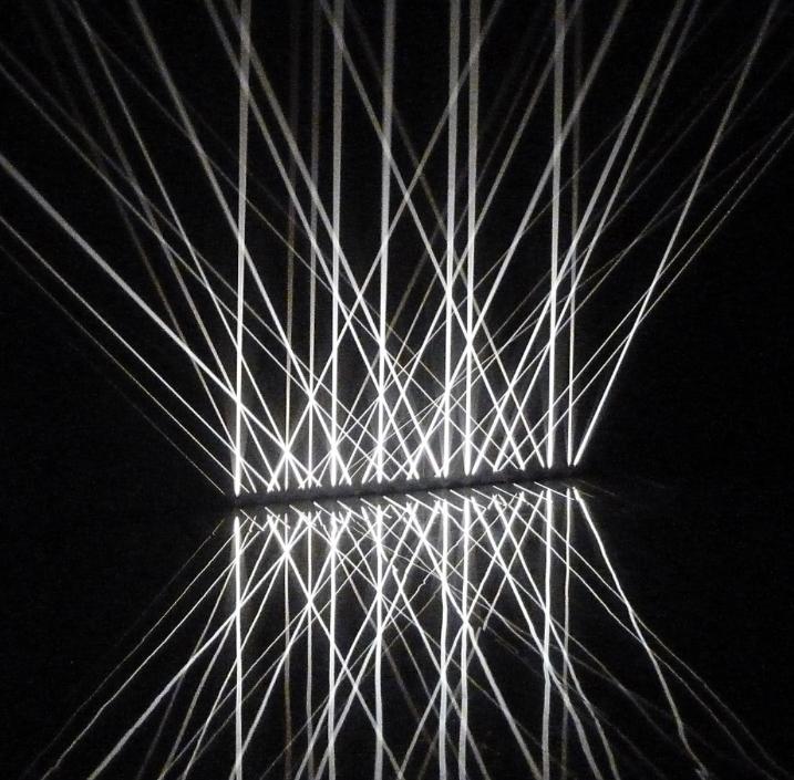 Julio Le Parc | Lumière alternée | 1966 #lighting #design