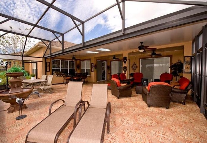 Florida screen rooms sunrooms pool enclosures orlando for What is a lanai in a house