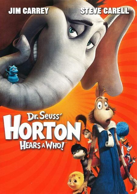 Horton Hears a Who! - Pre-Owned DVD
