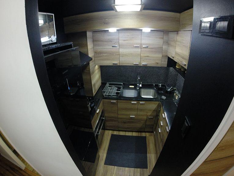 TIPO OBRA: Muebles de cocina + Despensa. UBICACION: Santiago Centro ...