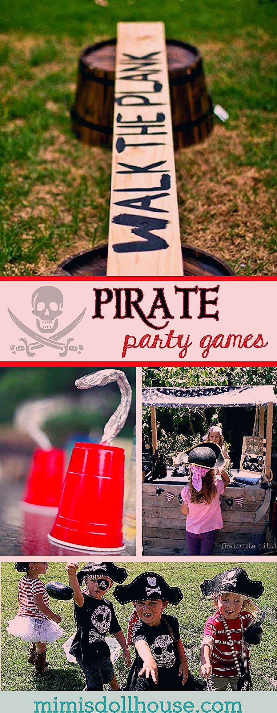 Photo of Pirate Party: Set sail with Pirate Party Game Ideas