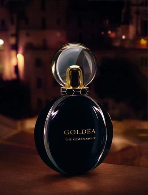 Meet The New Luxury Perfume Bvlgari Goldea Roman Night Fashion