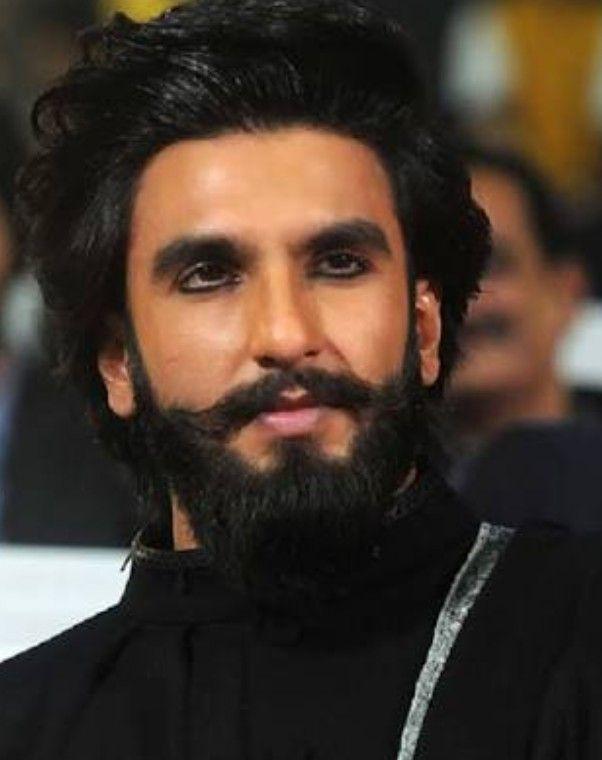 Ranveer Singh Ranveer Singh Beard Ranveer Singh Hairstyle Beard Look