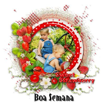 Boa Semana-SweetStrawberry