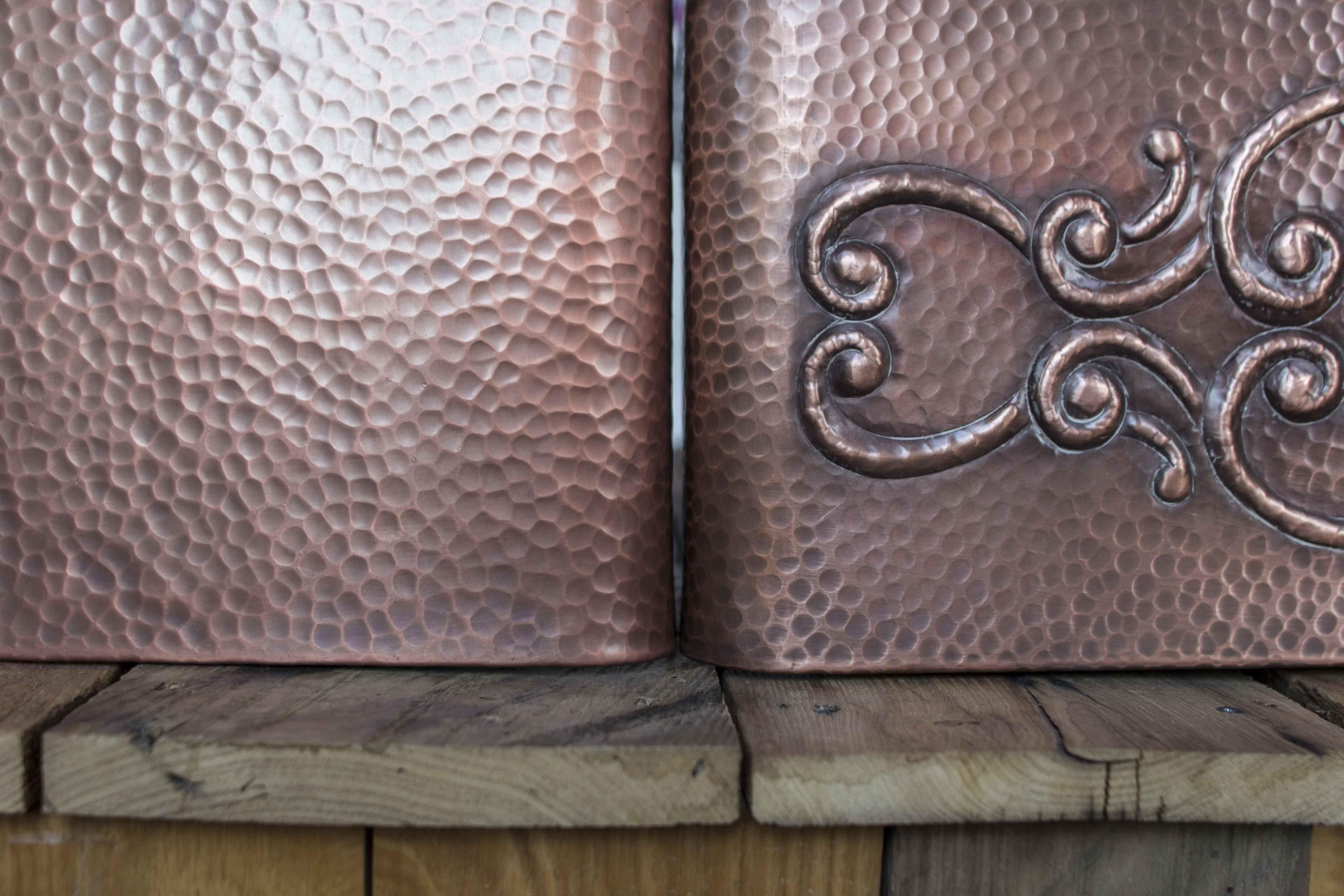 Copper Kitchen Sinks by Sinkology Farmhouse, DropIn