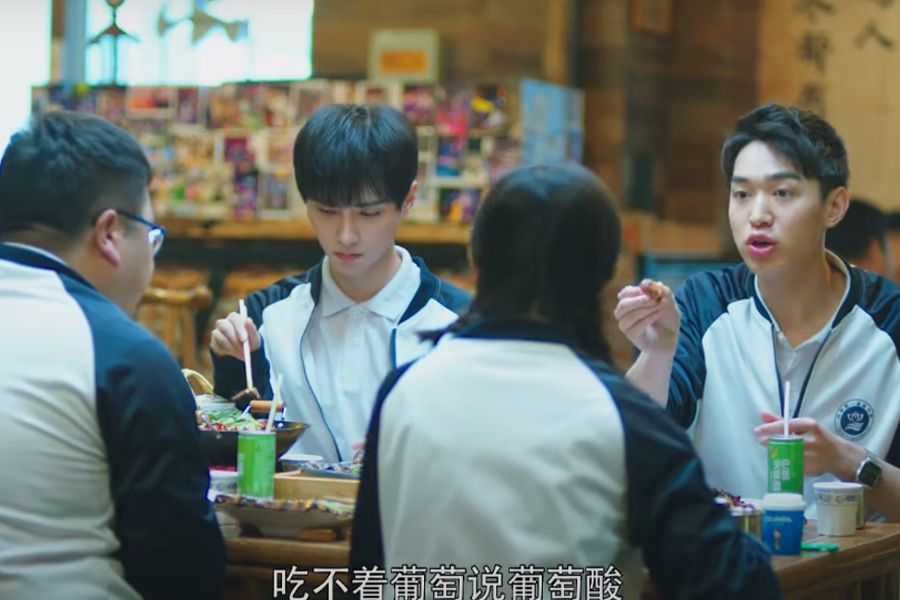 Watch: Chinese Drama My Sassy Deskmate Review Episode 12