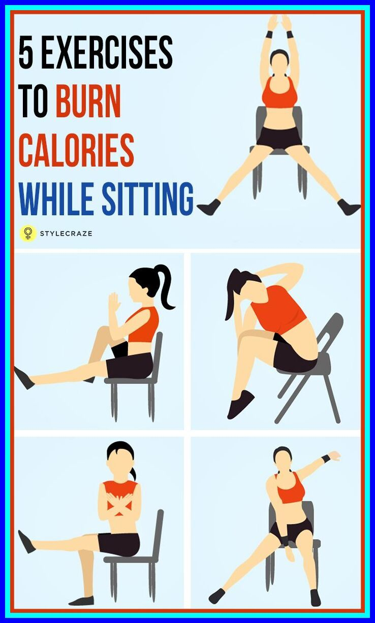 49 reference of chair exercises aerobic in 2020 burn