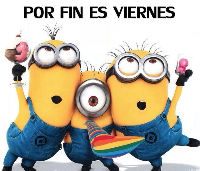 Pin De Vanessa De La Roche En Frases Humor De Minions Cumpleanos De Minion Fiesta De Minion