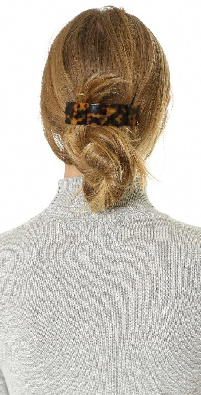 Alexandre de Paris Thick Hair Clip