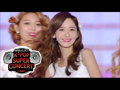 [HOT] Girls' Generation - Gee, 소녀시대 - 지, DMC Festival 2015