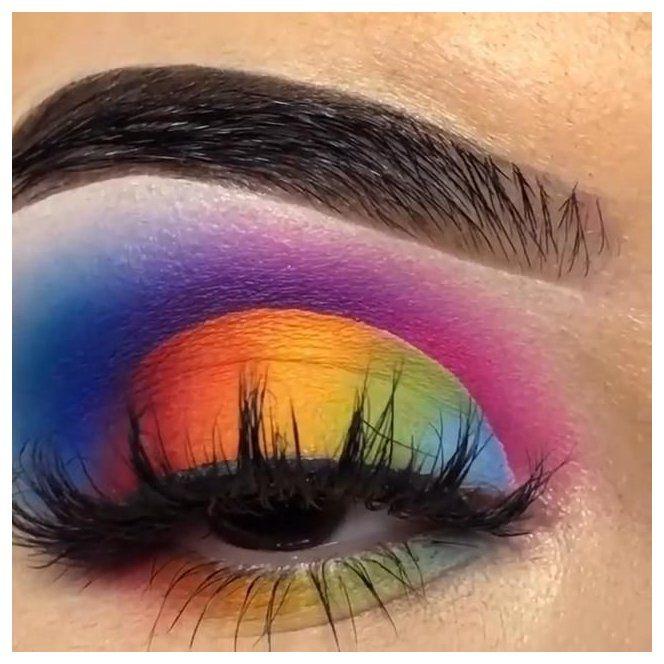 colorful eye makeup tutorial step by step videos