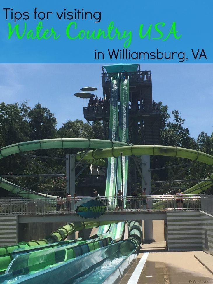 Virginia Vacation, Summer Travel