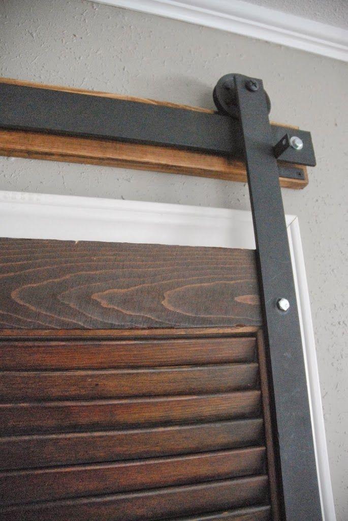 Diy Barn Door Hardware For The Home Pinterest Barn Door