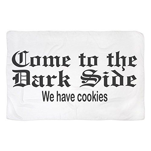Royal Lion Sheer Scarf Come to the Dark Side We Have Cook