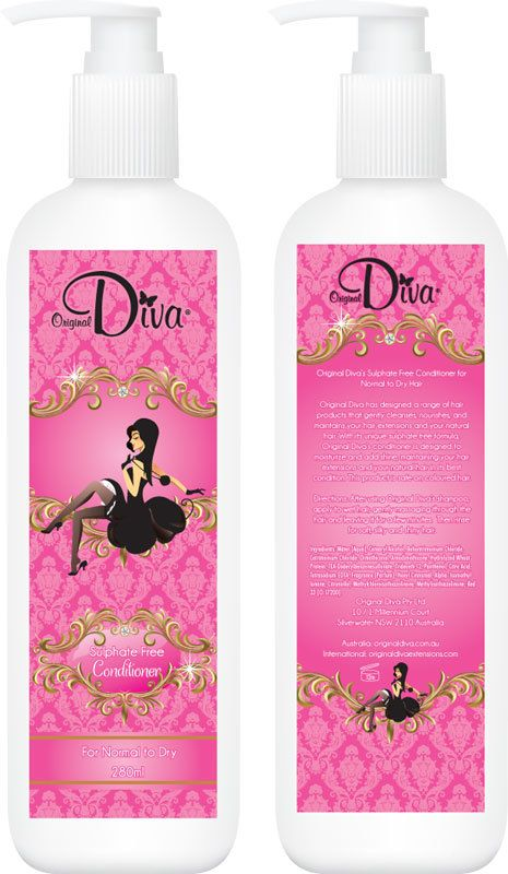 Shampoo And Conditioner For Hair Extension Brand By Diane Kennedy