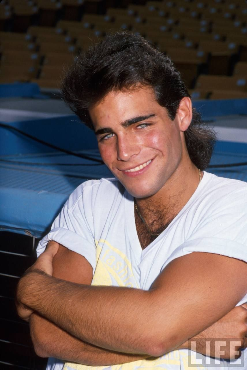 Brian Bloom Dusty Donovan As The World Turns 80s Stuff Age 10