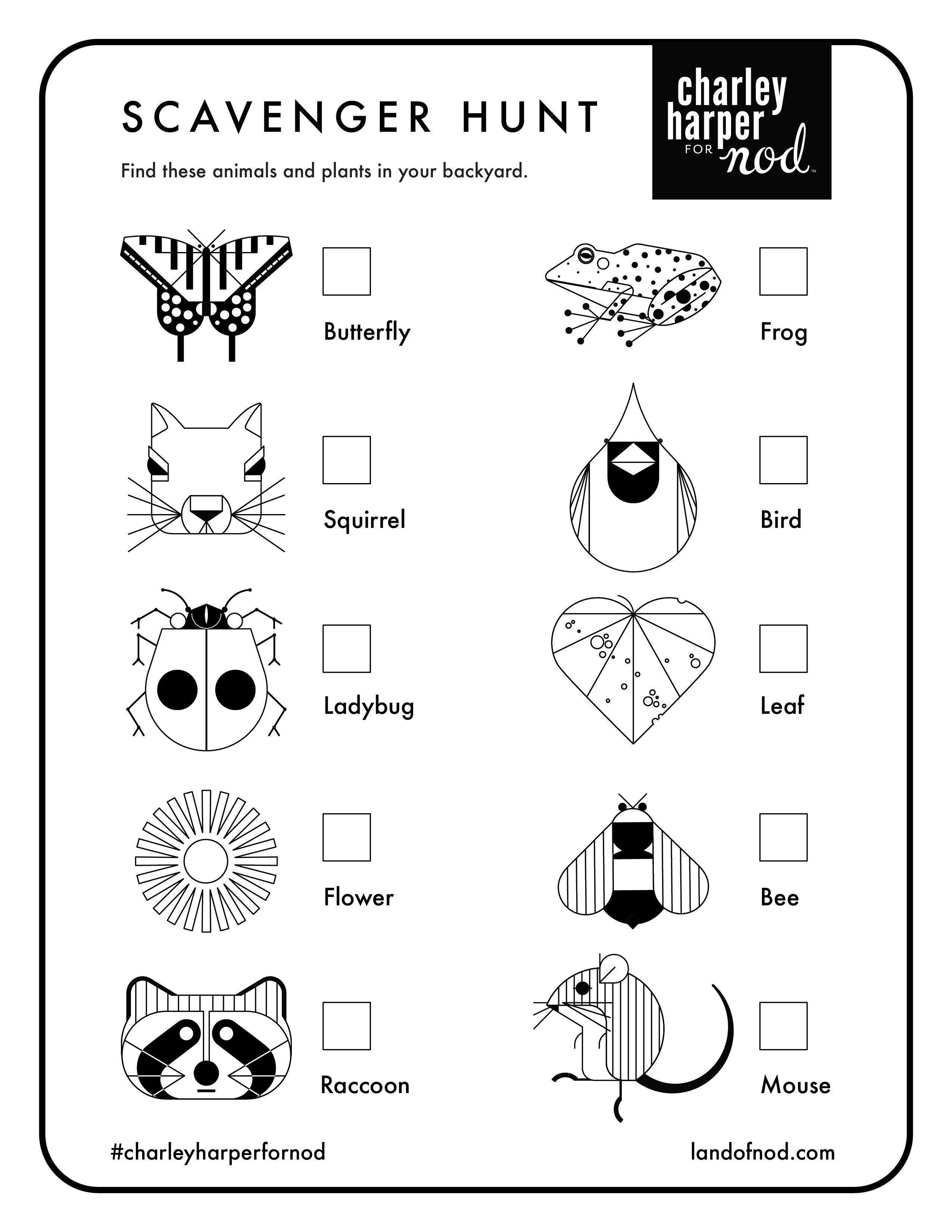 Charley Harper Printable Games   Dibujos de animales, De animales y ...