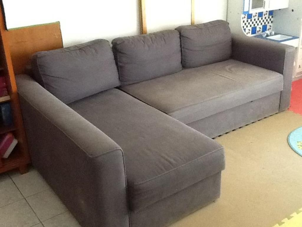 L Shaped Pull Out Couch Overstock in 2020   L shaped couch ...