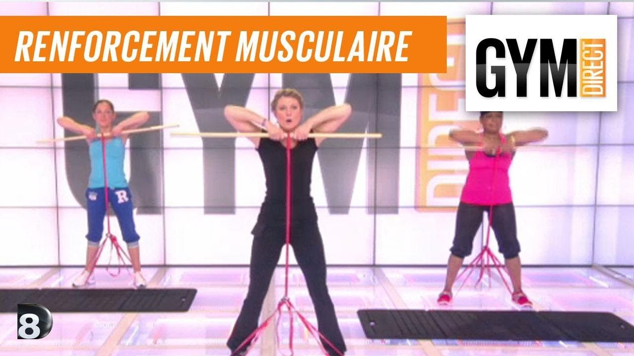Cours Gym Renfort Musculaire 12 Avec B 226 Ton