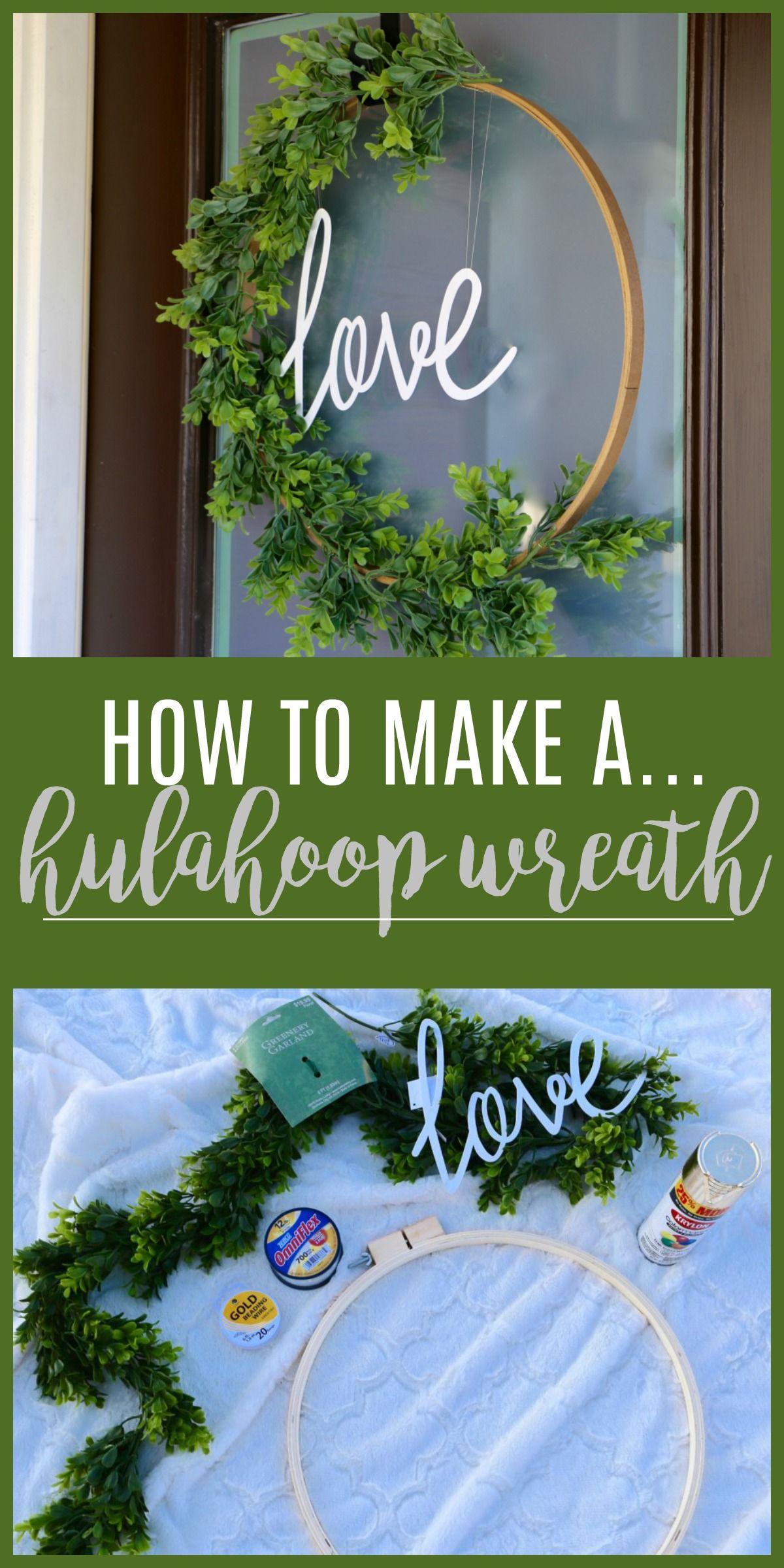 Photo of Weekend hikes | How to make a hula hoop wreath – SheShe Show by Sheree Frede