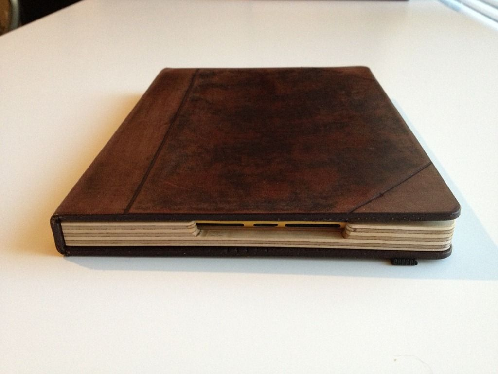 Review Portenzo Alano Leather Book Style Ipad Mini Case Ipad