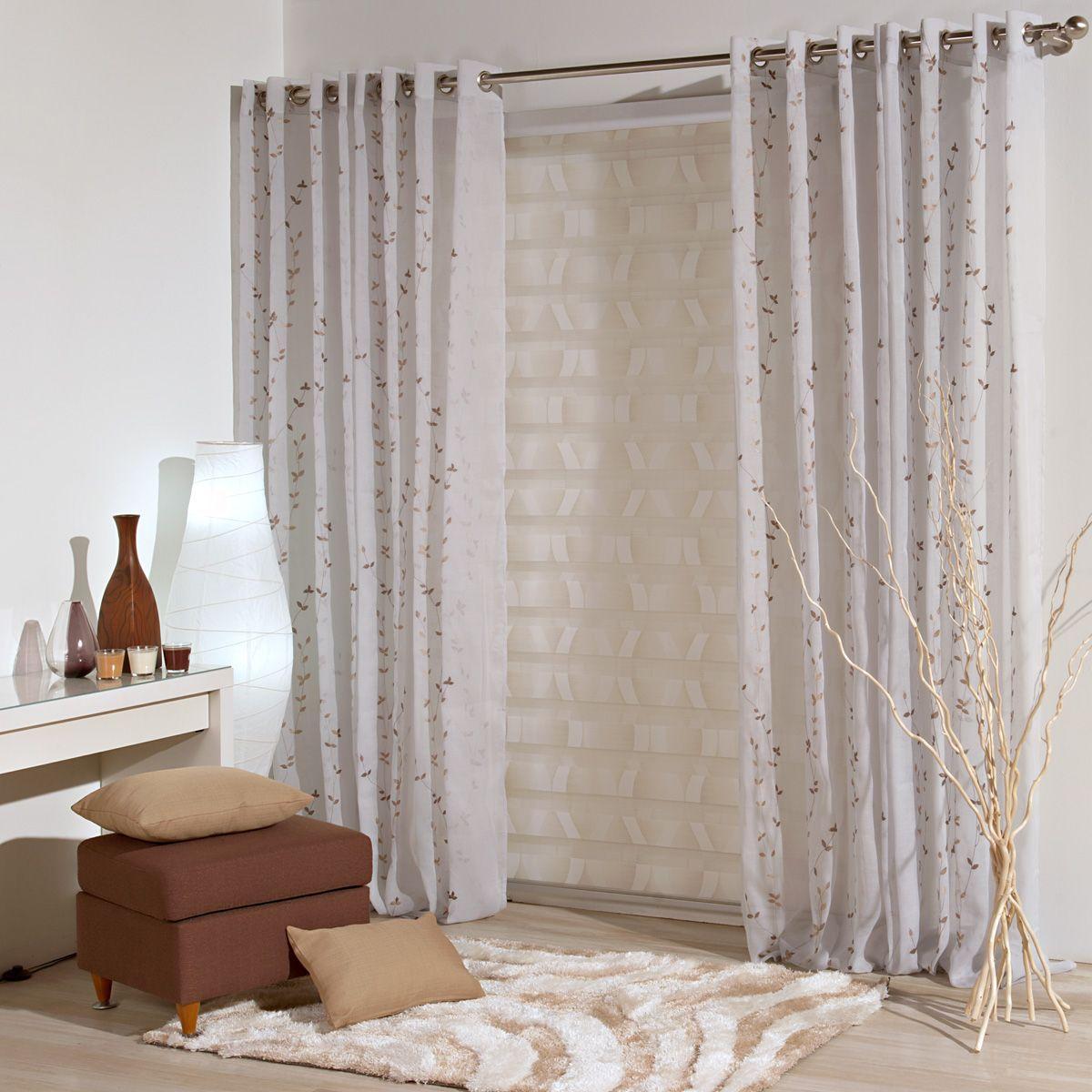 Cortinas confeccionadas ambel por su composici n y dise o - Disenos de cortinas para salones ...