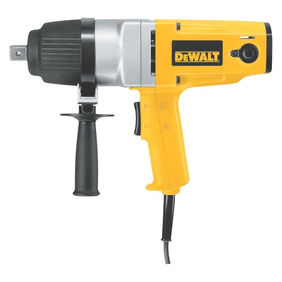 Dewalt 7 5 Amp 3 4 In Corded Impact Wrench Lowes Com Impact Wrench Dewalt Dewalt Impact Driver